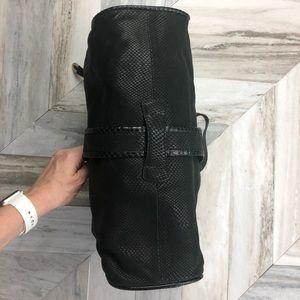 Jimmy Choo Bags - Authentic Jimmy Choo Ramona Bag Black Embossed
